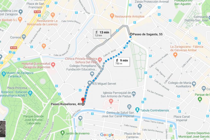 Mapa SAg