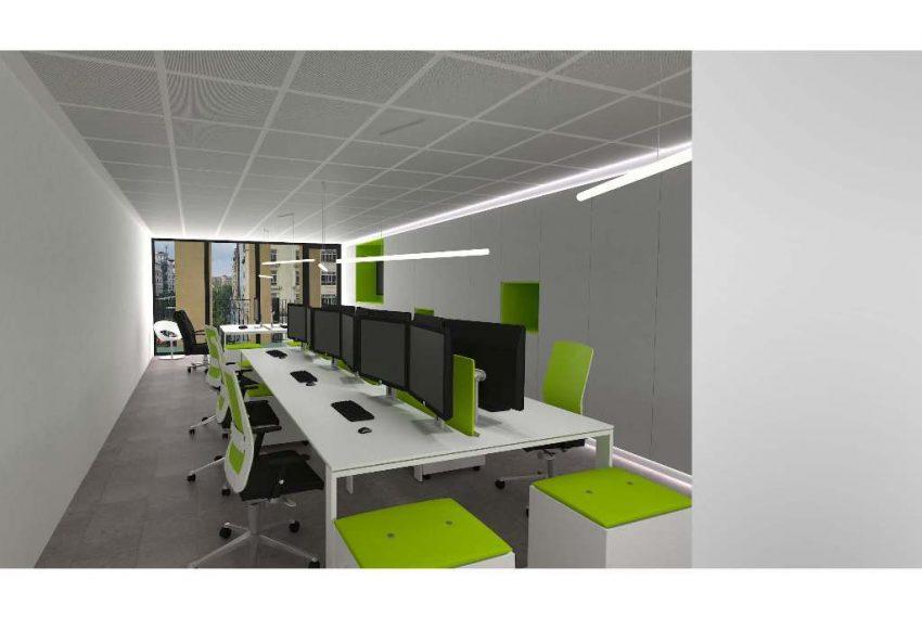 New Oficina Plaza España Ignacio 2