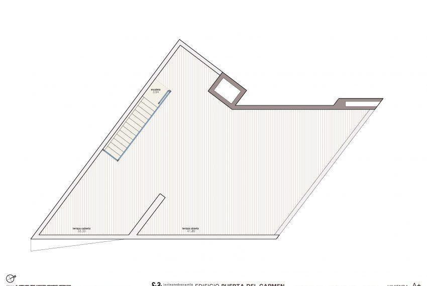 Terraza ático A
