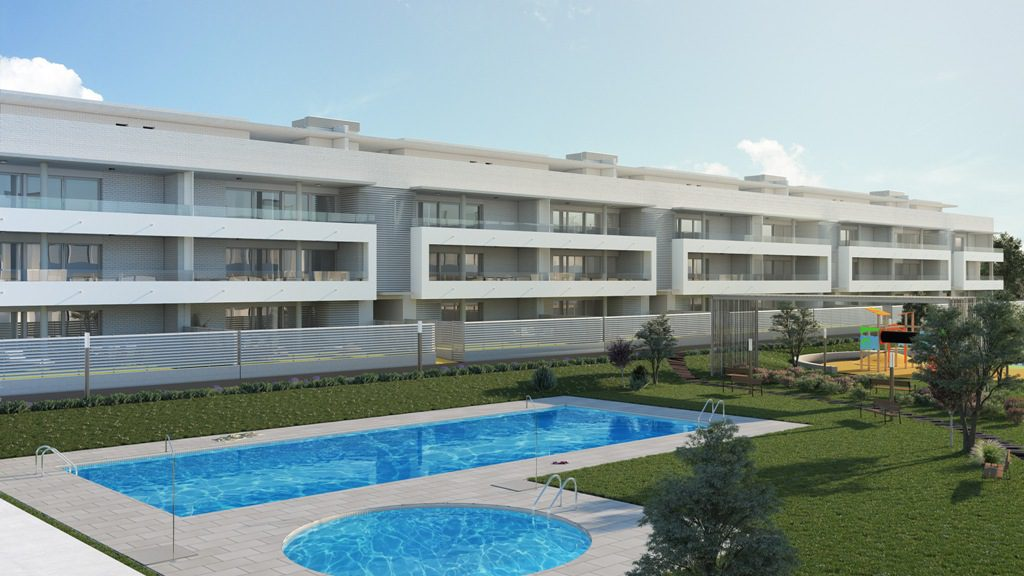 Próxima promoción Residencial Regnum. Amplias viviendas en Cuarte de ...