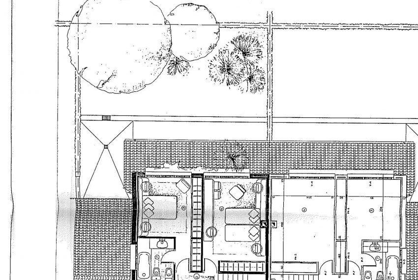 plano planta primera